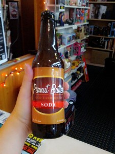 Peanut Butter Soda