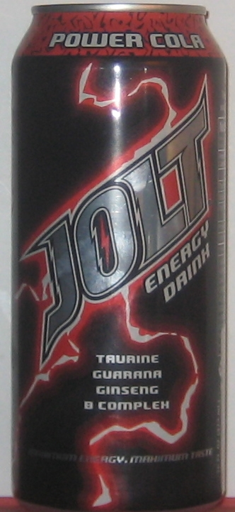 jolt power cola