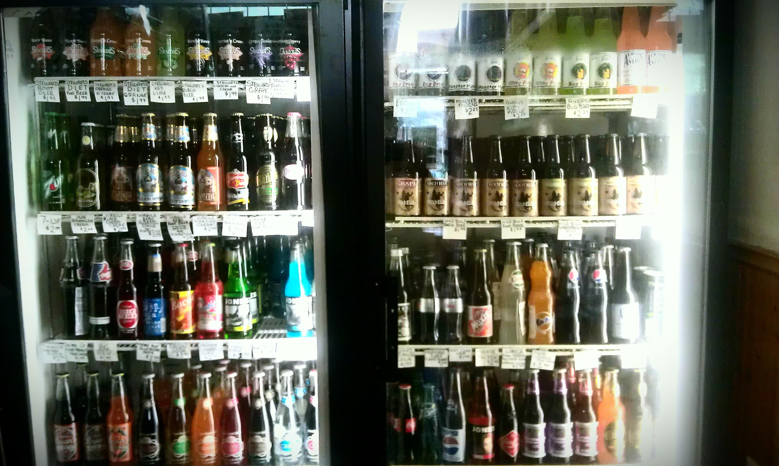 soda coolers