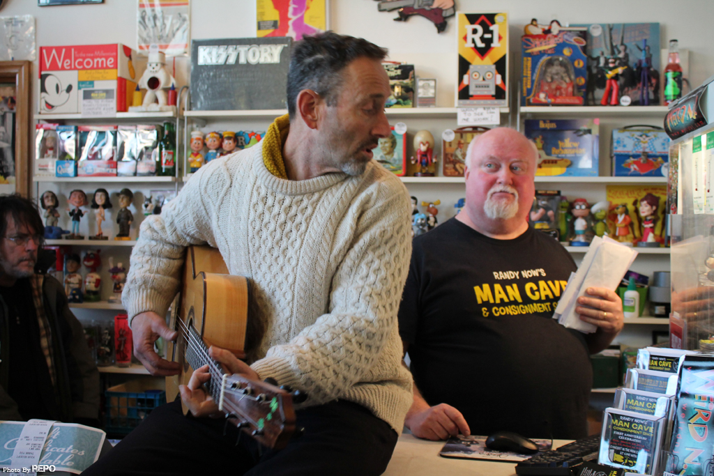 Man Cave Store Website : Johnathan richman live in store performance randy now s